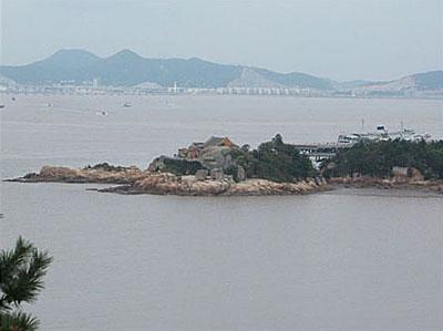 (图)普陀山岛:海天出佛国