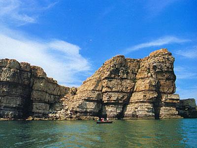 (图)庙岛列岛:海豹之家